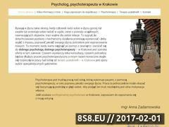 Miniaturka Psycholog Kraków (www.psychoterapiaprofesjonalna.pl)