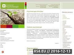 Miniaturka domeny www.psychoterapiawroclaw.com