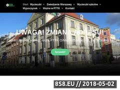 Miniaturka pttk.com.pl (Wycieczki - Ukraina)