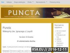Miniaturka domeny puncta.eu