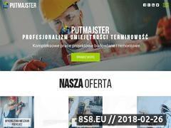Miniaturka domeny putmajster.pl