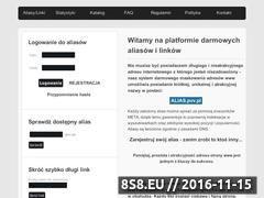 Miniaturka pvv.pl (Alias za darmo z serwisem pvv.pl)