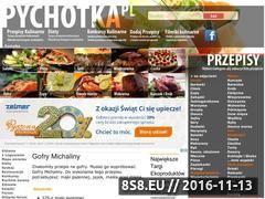 Miniaturka domeny www.pychotka.pl