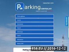 Miniaturka domeny www.pyrzowiceparkingcentralny.pl