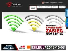 Miniaturka Firma z Warszawy wykonująca instalacje (qnet.com.pl)