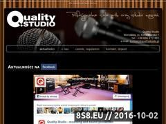 Miniaturka domeny qualitystudio.pl