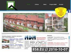 Miniaturka domeny www.quercus-dom.pl