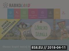 Miniaturka rabkoland.pl (Park Rozrywki Rabka Zdrój)