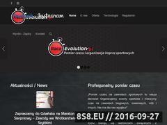 Miniaturka race-evolution.pl (Pomiar czasu na zawodach sportowych)