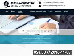 Miniaturka domeny www.rachunkowe-piaseczno.pl