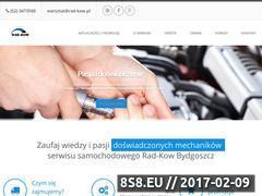 Miniaturka domeny www.rad-kow.pl