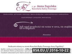 Miniaturka domeny radca-az.pl
