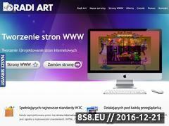 Miniaturka domeny www.radiart.pl