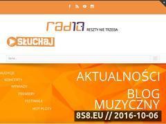 Miniaturka domeny radio17.pl