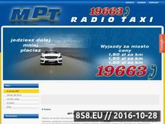 Miniaturka domeny radiotaximpt.krakow.pl