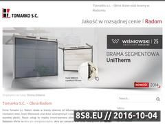 Miniaturka domeny www.radom.pcv-okna.pl