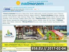 Miniaturka domeny www.radzik.nadmorzem.com