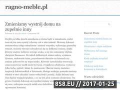 Miniaturka domeny www.ragno-meble.pl