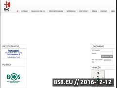 Miniaturka domeny raj-international.com.pl