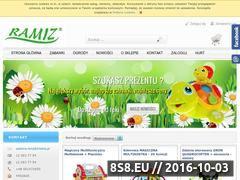 Miniaturka domeny www.ramiz.pl