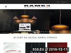 Miniaturka domeny www.ramko.pl