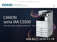 Miniaturka domeny rand.pl