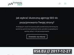 Miniaturka ranking-seo.pl (Ranking <strong>seo</strong>)