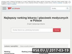 Miniaturka domeny ranking.abczdrowie.pl