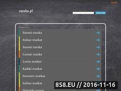 Miniaturka domeny ranska.pl
