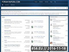 Miniaturka www.rapgraforum.com (Forum Rapgra.com)