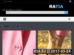 Miniaturka domeny ratia.pl
