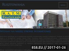 Miniaturka domeny ratm.com.pl