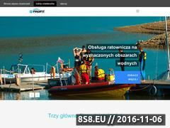 Miniaturka domeny www.ratownictwo-wodne.com.pl