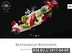 Miniaturka domeny www.ratuszova.pl