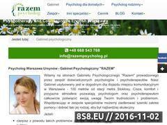 Miniaturka domeny razempsycholog.pl