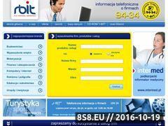 Miniaturka domeny www.rbit.pl