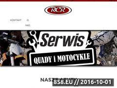 Miniaturka Serwis quadów i motocykli (rcrmotors.pl)