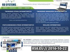 Miniaturka domeny www.rd-systems.pl