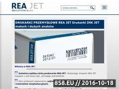 Miniaturka domeny reajet.pl