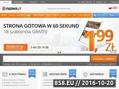 Miniaturka domeny www.reakcjalancuchowa.pl