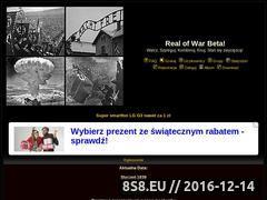 Miniaturka domeny www.realofwar.jun.pl