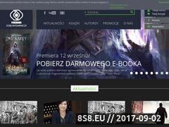 Miniaturka domeny www.rebis.com.pl