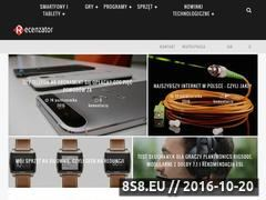 Miniaturka domeny recenzator.pl