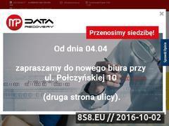 Miniaturka domeny recovery.pl