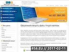 Miniaturka domeny www.recoverycenter.pl