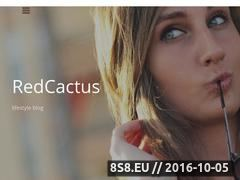 Miniaturka domeny www.redcactus.pl