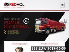 Miniaturka domeny redhol.pl