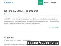 Miniaturka domeny www.redneck.pl