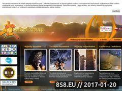 Miniaturka domeny www.redotour.pl