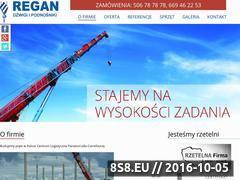 Miniaturka domeny www.regan.eu